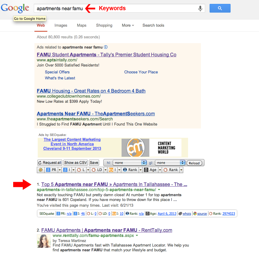 Best Apartment Search Sites: Top Ranked Search Engine Optimization